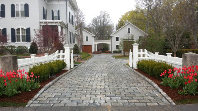 Driveways Atlas Stone Works Cape Neddick Me Serving Me Nh And Ma